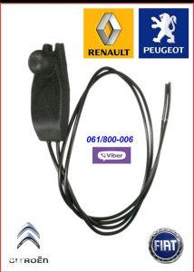 Senzor vanjske temperature Renault Peugeot
