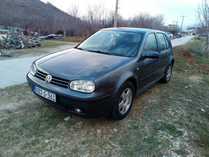 VW GOLF IV 1.9 TDI 74KW 101KS - ZEDER-