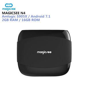 Android TV box 2/16GB, KODI 18, TV kanali