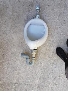 Pisoar wc