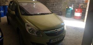 Opel corsa 1.2b