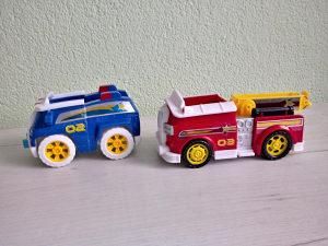 Paw Patrol 2 autića