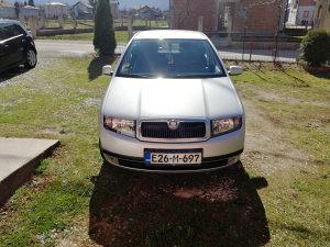 Škoda Fabia 1.9 TDI 74KW ELEGANCE