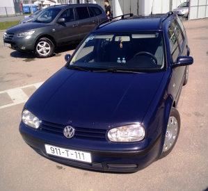 VW GOLF 4 TDI KARAVAN 2001.