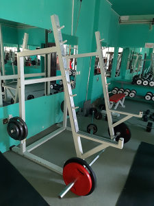 Garaza za cucanj,rack,sprava za noge,teretana,fitness
