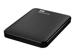 WD HDD 1TB ext 2.5 USB3.0