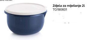 Tupperware zdjela za miješanje 2 l
