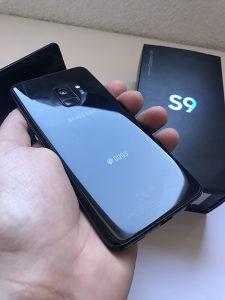 Samsung Galaxy S9 DUOS Midnight Black 10/10