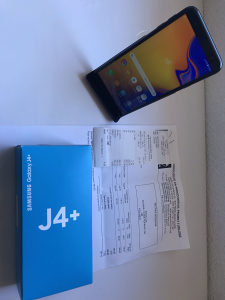 Samsung Galaxy J4+ Plus DUOS Black GARANCIJA