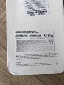 Iphone Xs max maskica