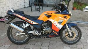 Motor Kanuni 200 CC