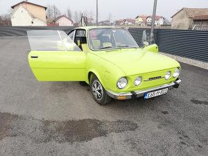 Škoda 110R Coupe OLDTIMER