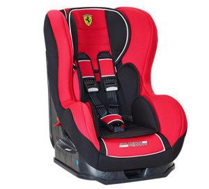 Auto sjedalica Ferrari Cosmo za djecu od 1 do 18 kg