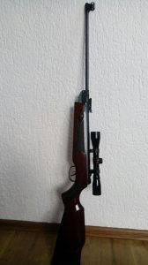 Hammerli hunter force 750