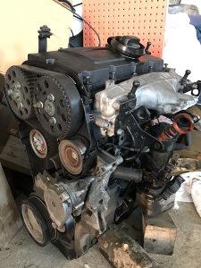 Motor 2.0 TDI 16V  u dijelovima