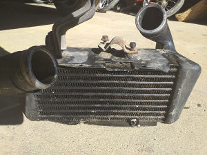 Intercooler za audi 80