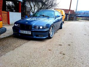 BMW E36 M-optic full oprema