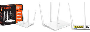 Tenda Wi-Fi Router F3 300Mbps