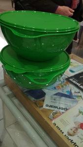 Tupperware zdjele Junior 4,5 l