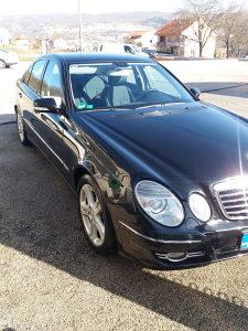 Mercedes E 280cdi Avantgarde