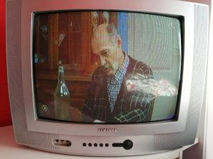 Samsung tv, kao nov