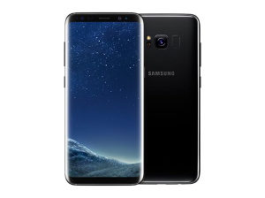 Samsung Galaxy S8 Midnight black rata 80x12