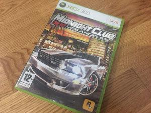 Midnight club xbox 360