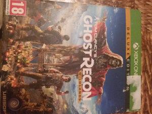 Tom Clancy's Ghost Recon: Wildlands Deluxe Edition Xbox