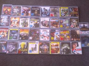 PS3 Playstation 3 - igre
