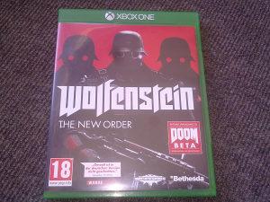 XBOX ONE Wolfenstein The New Order (na njemačkom)