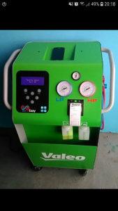 Aparat Valeo za punjenje klima automatski