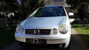 Automobil Polo 2003g. 1,4 TDI euro4.Tek uvezen