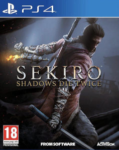 SEKIRO SHADOWS DIE TWICE PS4. DIGITALNA IGRA