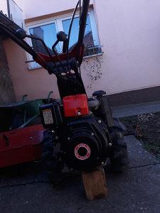 Bmk Beograd sa ugradjenim dizel motorom
