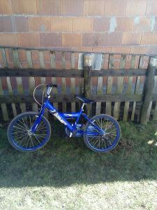 Bicikl plavi