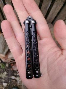 Mini Leptir Nož - noževi,čakija,čakije