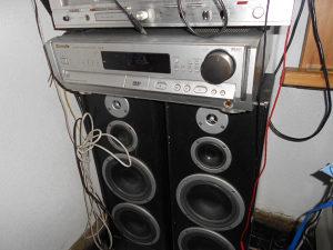 audio pojačalo DVD  HOME THEATER SA-HT80