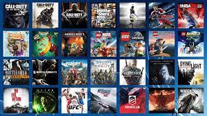 PS4 Igrice