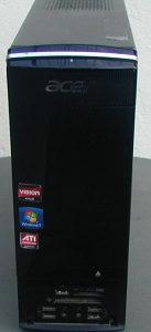 Kompjuter ACER ASPIRE x3450 ATHLON X2 260 3.2GHZ
