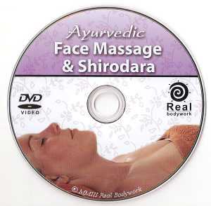 Real Bodywork - Ayurvedic Face Massage -DVD