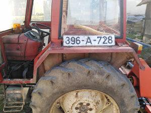 Traktor štore i freza