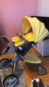 Stokke Yellow limited edition