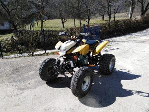 Atv Quad Cetverotockas Bashan 200cc