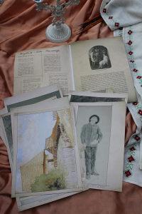 Blok GABRIJEL JURKIĆ, životopis i 15 djela u formatu A4