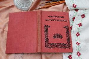 IZABRANE PRIPOVIJESTI Vjenceslav Novak 1926antikvarna