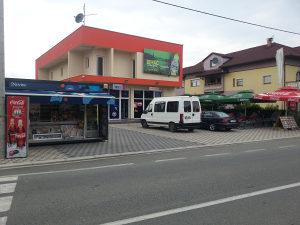 motel u u Bihaću blizu Plitvičkih jezera
