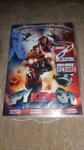 SPY KIDS Game Over 3D FILM