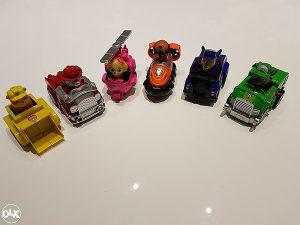 Paw patrol igračke