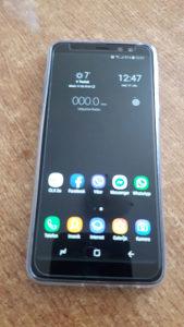Samsung A8 nov