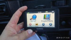 Autonavigacija Garmin Nuvi 40, 4,3 inca kompletna nove